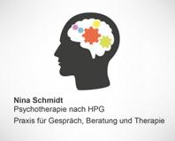 Nina Schmidt Psychotherapie