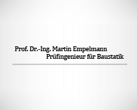 Prof. Dr.-Ing. Martin Empelmann